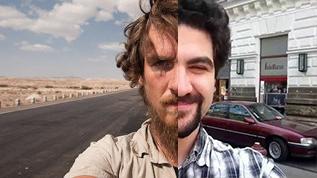 Selfie videó